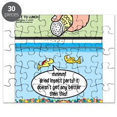 The Joys of Fish Food Puzzle