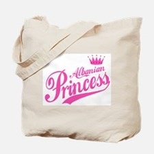 Albanian Princess Tote Bag