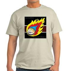 Blazing Volleyball T-Shirt