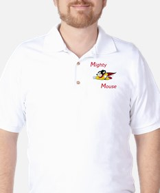 Mighty Mouse Golf Shirt