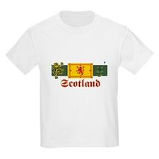 Scottish Gold (2) Kids T-Shirt