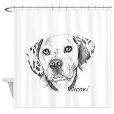 WICONI Shower Curtain