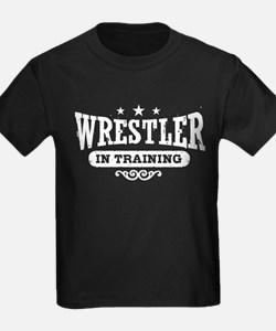 Wrestler In Training T