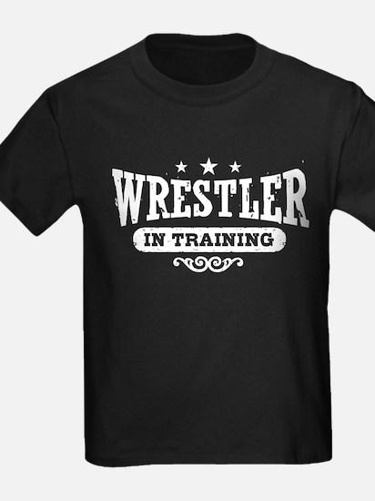 Wrestler In Training T