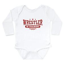 Wrestler In Training Onesie Romper Suit
