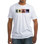 Multi Sport Guys Fitted T-shirt