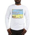Wandering the Wilderness Long Sleeve T-Shirt