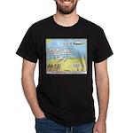 Wandering the Wilderness Dark T-Shirt
