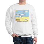 Wandering the Wilderness Sweatshirt