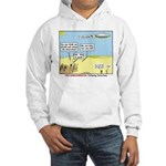 Wandering the Wilderness Hooded Sweatshirt