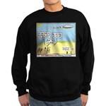 Wandering the Wilderness Sweatshirt (dark)