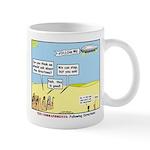 Wandering the Wilderness Mug