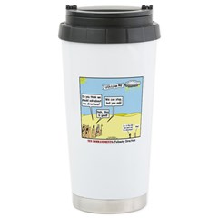 Wandering the Wilderness Travel Mug