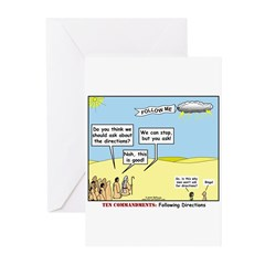 Wandering the Wilderness Greeting Cards (Pk of 20)