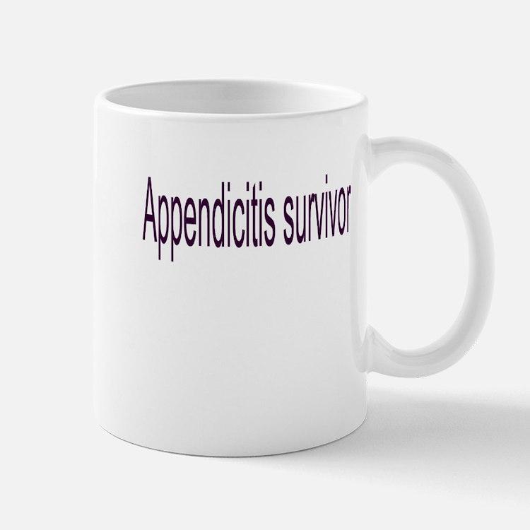 Appendicitis Mug