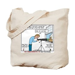 Coveting Stuff Tote Bag