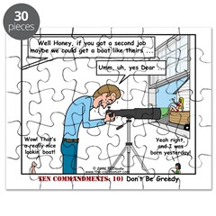 Coveting Stuff Puzzle