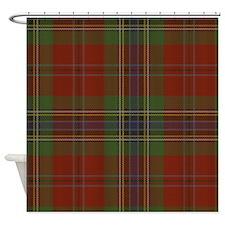 MacLean Tartan Shower Curtain