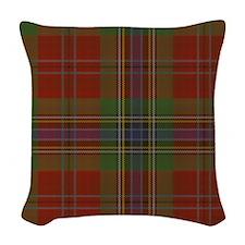 MacLean Tartan Woven Throw Pillow