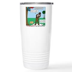 Witnessing False Bears Travel Mug