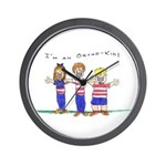 OrthoKids Wall Clock
