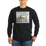 Intact Family Long Sleeve Dark T-Shirt