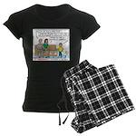 Intact Family Women's Dark Pajamas