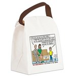 Intact Family Canvas Lunch Bag