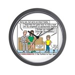 Intact Family Wall Clock