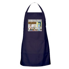 No Murder Apron (dark)
