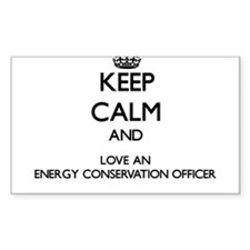 Keep Calm and Love an Energy Conservation Officer