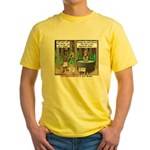 What is for Dinner Yellow T-Shirt