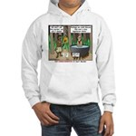 What is for Dinner Hooded Sweatshirt