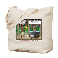 What is for Dinner Tote Bag