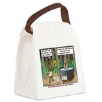 What is for Dinner Canvas Lunch Bag