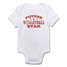 Future Volleyball Star Infant Bodysuit