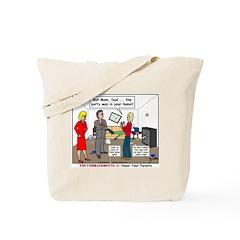 Parent Party Tote Bag