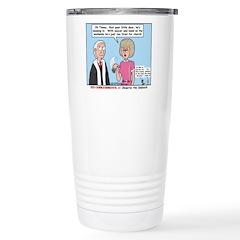 Priorites Travel Mug