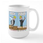 I Swear Large Mug