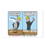 I Swear Postcards (Package of 8)