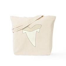 Shark Tooth Tote Bag