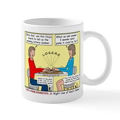 No Magic Mug