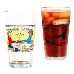 No Magic Drinking Glass