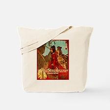 STRENGTH OF THE SAMURAI Tote Bag