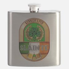 Kennedy's Irish Pub Flask