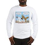 Unlucky Horseshoe Long Sleeve T-Shirt