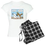 Unlucky Horseshoe Women's Light Pajamas