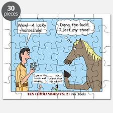 Lucky Horseshoe Puzzle