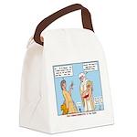 False Idols Canvas Lunch Bag