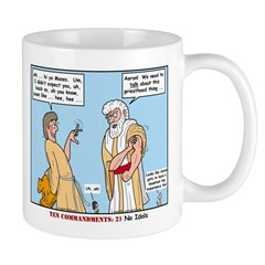 False Idols Mug